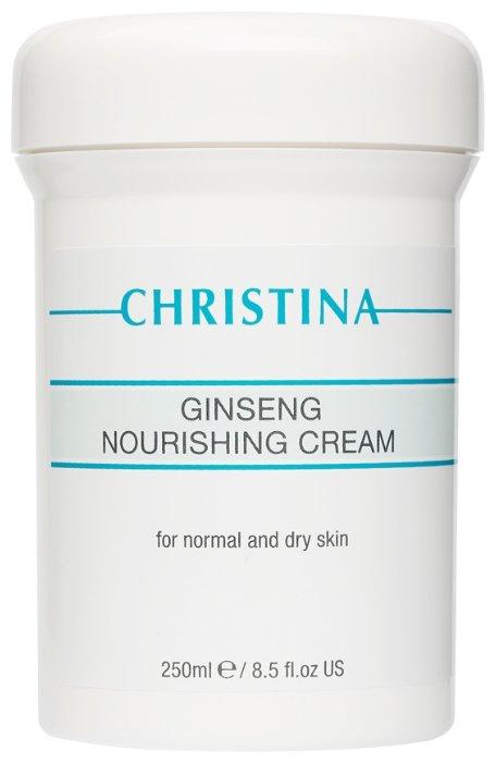 Christina Ginseng Nourishing Cream For Normal Skin Питательный