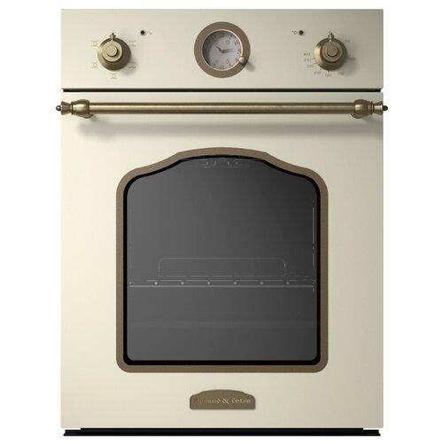 Электрический духовой шкаф Zigmund & Shtain EN 110.622 X электрический духовой шкаф zigmund shtain en 110 622 x