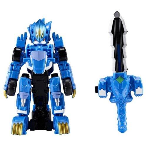 Купить Трансформер YOUNG TOYS Monkart Битроид Лео 330003 синий, Роботы и трансформеры