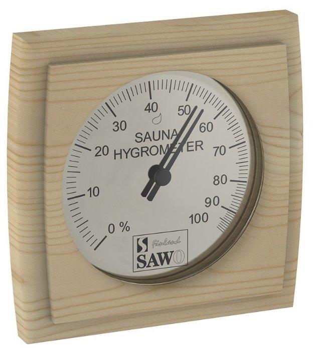 Гигрометр SAWO 270-HP (Сосна (P), 125x125 мм)