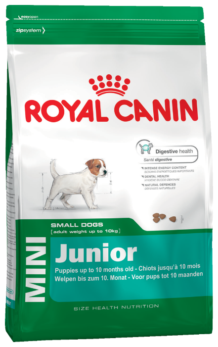 Корм для собак Royal Canin Mini Junior