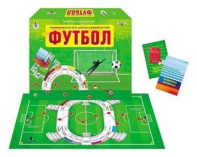 Настольная игра Рыжий кот Предприниматель Футбол ИН-0362