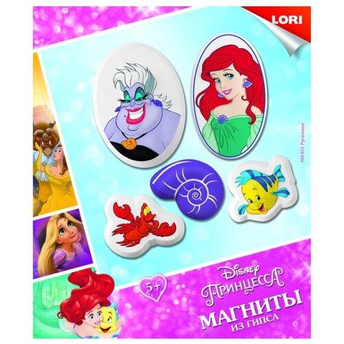 Купить LORI Магниты из гипса - Disney Русалочка (Мд-014), Гипс