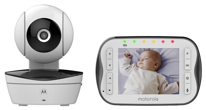 Видеоняня Motorola MBP43S