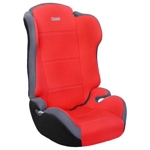 Автокресло группа 2/3 (15-36 кг) Zlatek Lincor, красный автокресло группа 1 2 3 9 36 кг little car ally с перфорацией черный