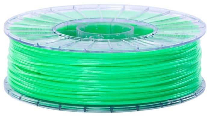 SBS пруток СТРИМПЛАСТ 1.75 мм зеленый флуоресцентный