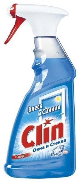 Спрей Clin Окна и Стекла