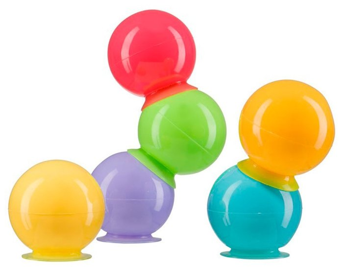 Набор для ванной Happy Baby IQ-Bubbles (32017)