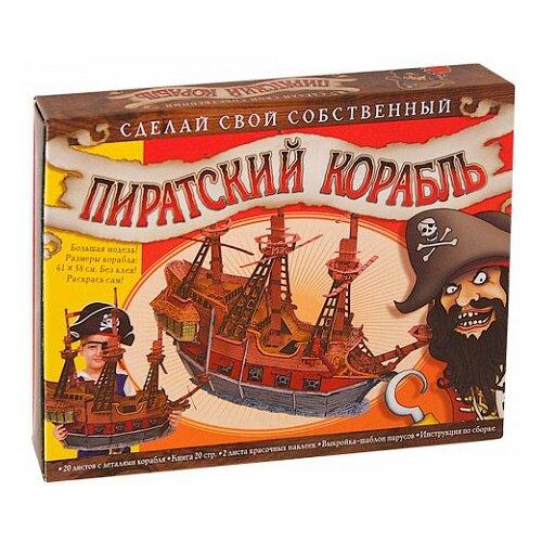 Сборная модель Новый формат Пиратский корабль Fantastic (4620757020630)