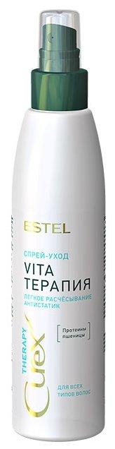 Estel Professional CUREX Therapy Спрей-уход для волос для облегчения расчесывания