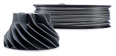 ABS пруток Ultimaker 2.85 мм серебистый
