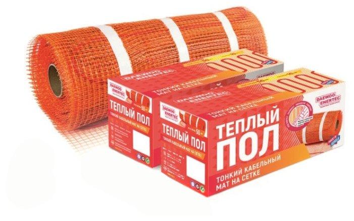 Электрический теплый пол DAEWOO ENERTEC RFHM-T150W 150Вт