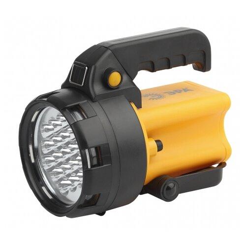 Ручной фонарь ЭРА PA-602 черный/желтый