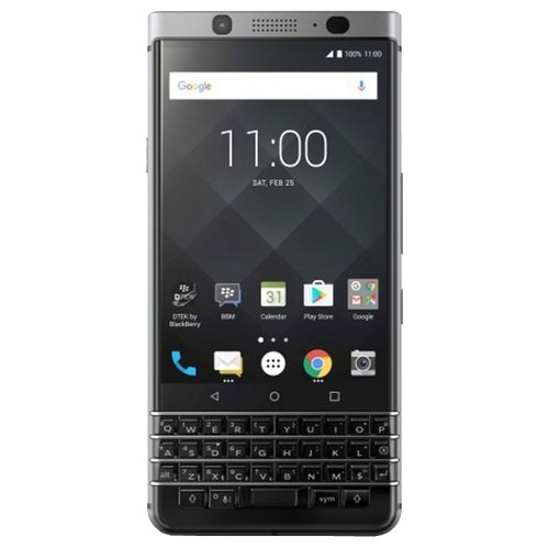 Смартфон BlackBerry KEYone серебристый смартфон