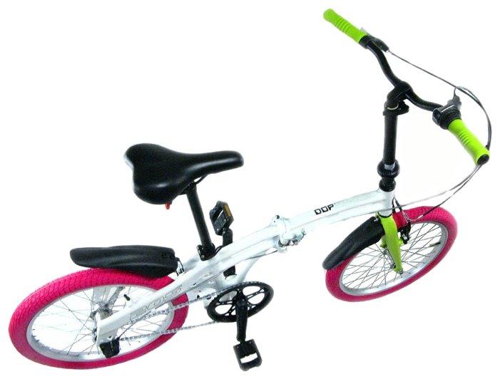 Велосипед для взрослых DOTABIKE 205 Crimson-Nexus3