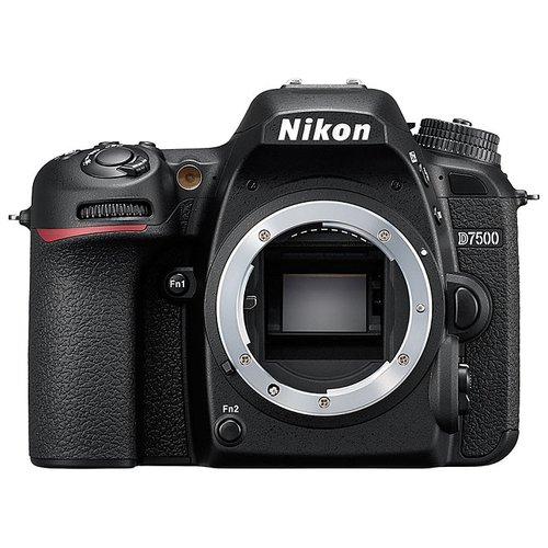 Фото - Фотоаппарат Nikon D7500 Body черный фотоаппарат