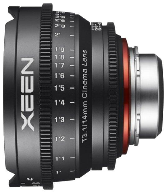 Объектив Xeen 14mm T3.1 Canon EF