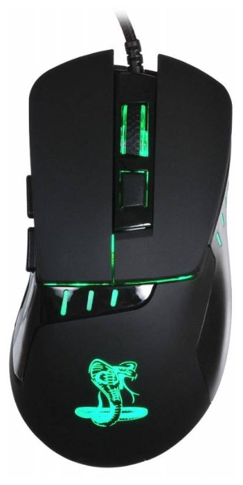 Oklick 865G SNAKE Black USB