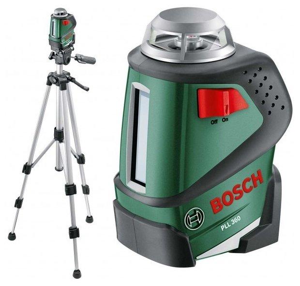 Лазерный уровень BOSCH PLL 360 Set (0603663001)