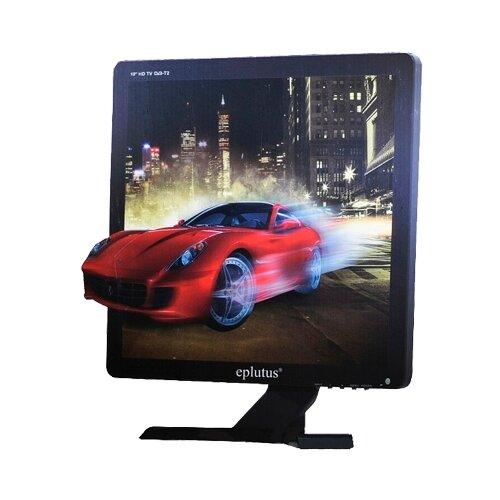 Автомобильный телевизор Eplutus EP-192T черный