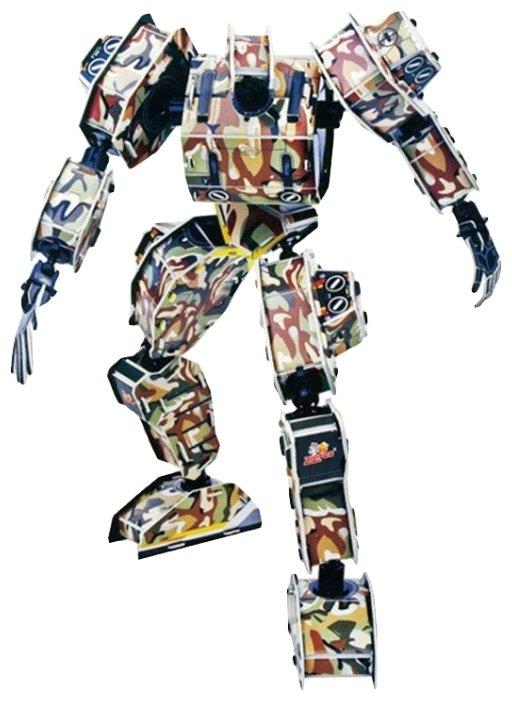 3D-пазл Zilipoo 3D Робот Зевс (A-002) , элементов: 69 шт.