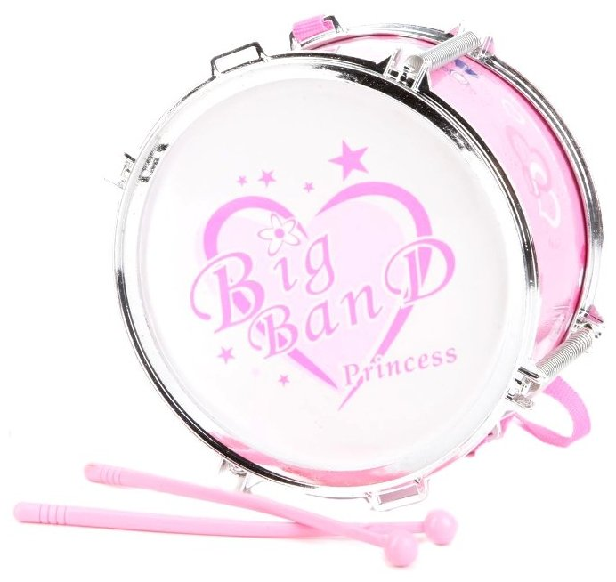 Shenzhen Toys барабан Big Band Princess 511-114