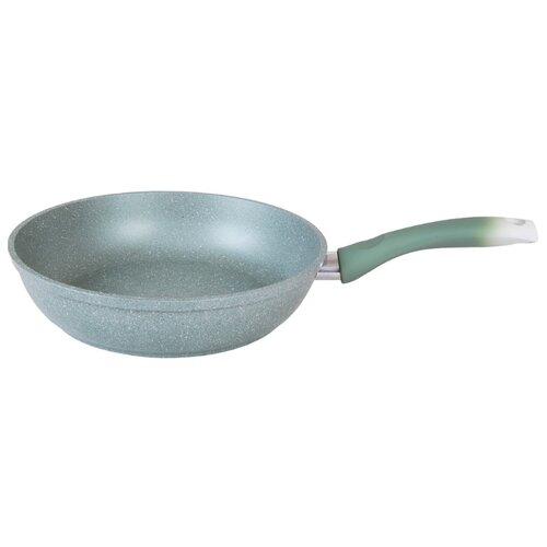 Сковорода Kukmara Мраморная 262а 26 см, фисташковый мрамор frying pan kukmara marble фисташковый marble 22 cm