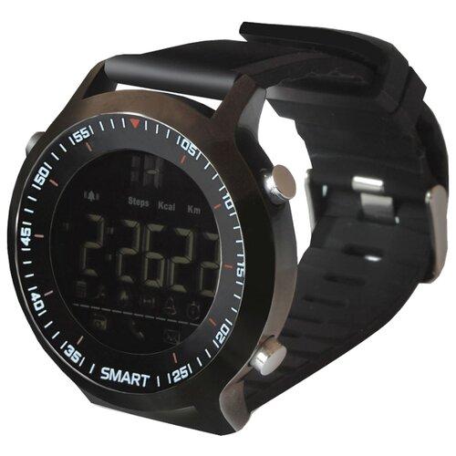 Умные часы Ginzzu GZ-701, черный умные часы детские ginzzu gz 503 touch черный