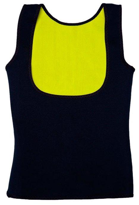 Bradex Майка с открытой грудью для похудения «ХОТ шейперс», размер: M