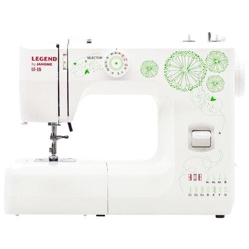 цена на Швейная машина Janome Legend LE-15