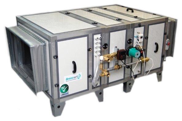 Вентиляционная установка Breezart 4500 Aqua