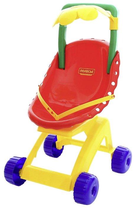 Прогулочная коляска Полесье Ромашка (7445)