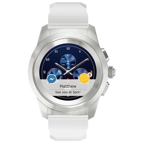 Часы MyKronoz ZeTime Regular white/silverУмные часы и браслеты<br>