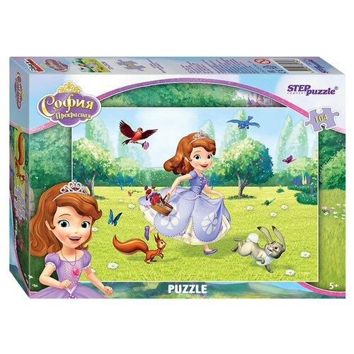 Пазл Step puzzle Disney Принцесса София (82134), 104 дет.