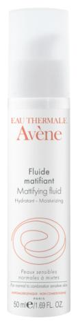 AVENE Fluide Matifant Увлажняющий матирующий флюид
