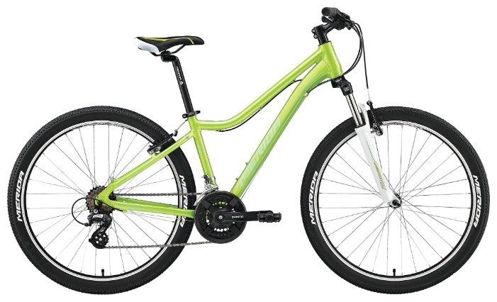Горный (MTB) велосипед Merida Juliet 6. 10-V (2017)