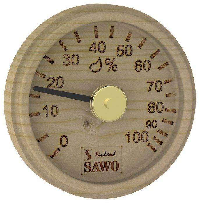 Гигрометр SAWO 102-НA (Осина (A), 100 мм)