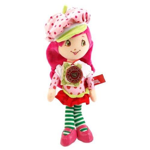 Мягкая игрушка Мульти-Пульти Кукла Земляничка 25 см игрушка мульти пульти шарлотта земляничка strawberry cake01