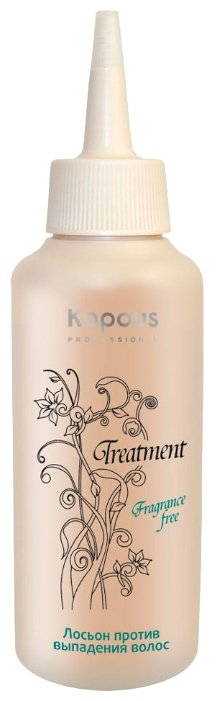 Kapous Professional Fragrance free Лосьон против выпадения