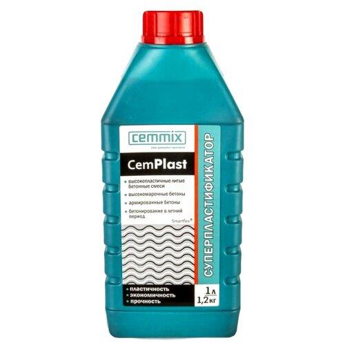 Добавка пластификатор Cemmix CemPlast 1 л