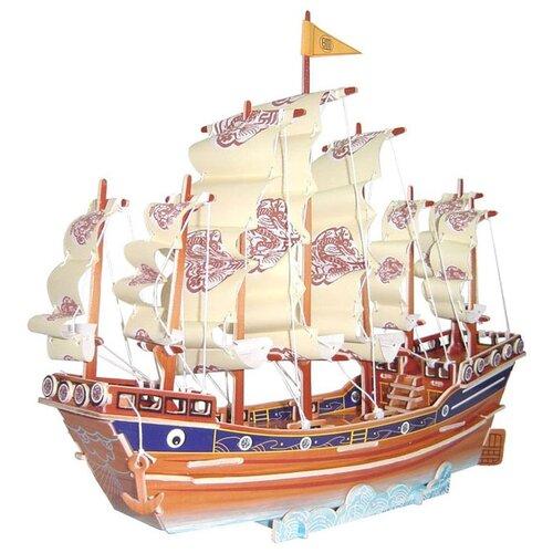 Сборная модель Чудо-Дерево Парусник династии Мин (цветной) (PC131)