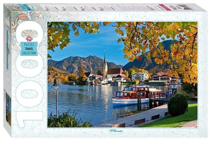 Пазл Step puzzle Travel Collection Бавария Озеро Тегернзее (79104) 1000 шт.