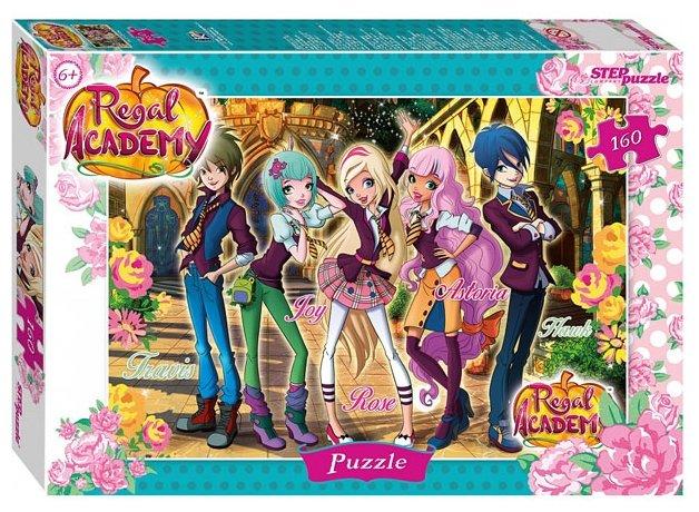 Пазл Step puzzle Rainbow Королевская академия (94078), 160 дет.