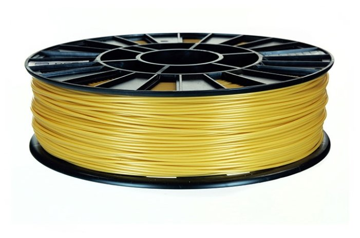 ABS пруток SEM 3.00 мм золото