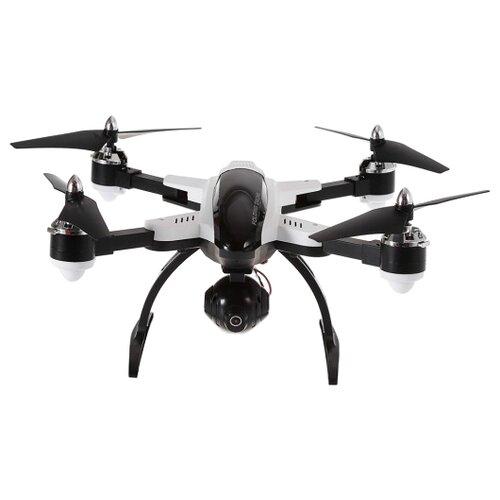 цена на Квадрокоптер 1 TOY Gyro-Wi-Fire Т10807 белый/черный