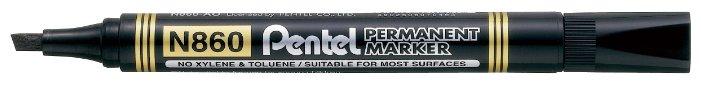 Pentel Маркер перманентный PN860 (1.8/4.5 мм, 1 шт.)