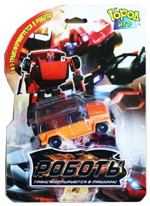 Трансформер Город Игр Робот GI-6416