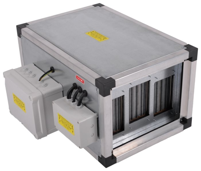 Вентиляционная установка Wolter ZGK 140-20/6kW