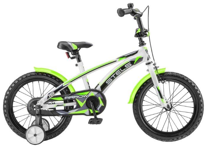 Детский велосипед STELS Arrow 16 V020 (2018)