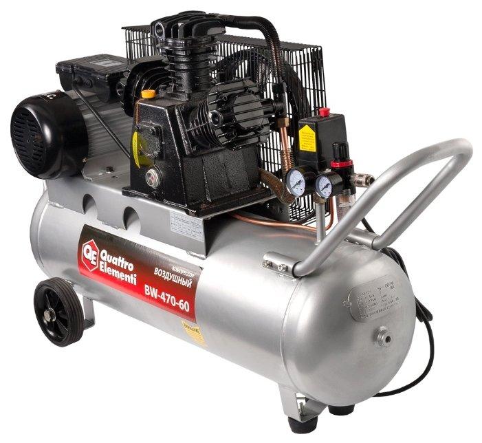 Компрессор Quattro Elementi BW-470-60